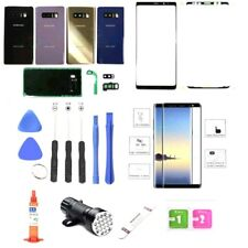 Samsung Galaxy Note 8 N950 Front Screen Glass Back Glass Replacement Kit Option