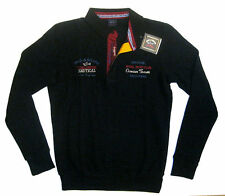 NEU Herren Pullover Poloshirt  Paul & Shark SLIM FIT Gr.L