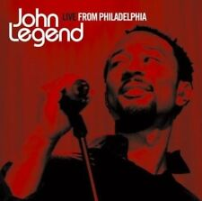 JOHN LEGEND-LIVE FROM PHILADELPHIA-JAPAN CD F30