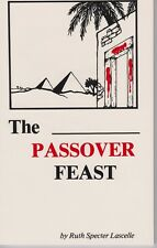 CLOSEOUT - The PASSOVER Feast - MESSIANIC JEWISH AUTHOR