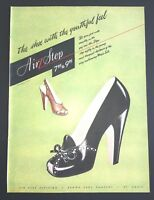 Life Magazine Ad AIR STEP DIVISION BROWN SHOE COMPANY 1947 Ad