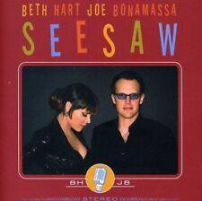Seesaw Beth Hart & Joe Bonamassa Mascot Provogue Prd74145 CD 01/01/2013