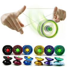 COOL Aluminum Design Professional YoYo Ball Bearing String Trick Alloy Kids Gift