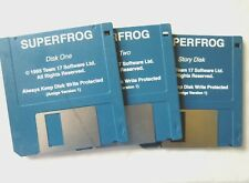 66992 Superfrog - Commodore Amiga (1993)