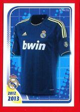 REAL MADRID 2012-2013 Panini - Figurina-Sticker n. 7 - MAGLIA 2 -New