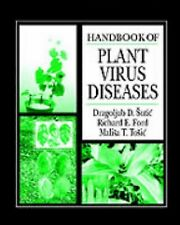 Handbook of Plant Virus Diseases Sutic, Ford, Tosic 1999 HC US edition