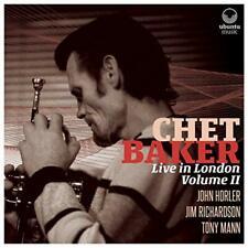 Chet Baker - Chet Baker Live in London Volume II [CD]