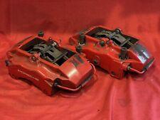 Porsche 996 997 Turbo C4s Brembo Front Brake Calipers L Amp R 996351429430