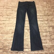 Citizens of Humanity Margo # 085 Stretch  Womens sz 25 Low Waist Bootcut Jeans