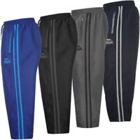 LONSDALE HOMME 3/4 pantalon sport taille S M L XL 2XL traning JOGGING NEUF