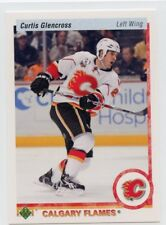 10/11 UPPER DECK 20TH ANNIVERSARY RETRO #167 CURTIS GLENCROSS FLAMES *43253