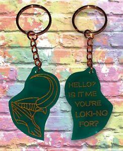 Loki Marvel Lovers Keyring