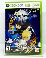 Tales of Vesperia - Xbox 360 - Brand New | Factory Sealed