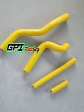 FOR Suzuki RM125 2001-2008 2002 2003 2004 2005  silicone radiator hose