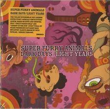 Super Furry Animals - Dark Days/Light Years NEW SEALED DIGIPAK