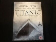Titanic : The Story So Few Lived To Tell DVD - New and Factory Sealed