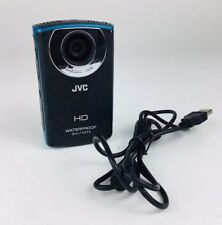 JVC Picsio GC-WP10AU High Definition Camcorder With USB Charging Cable Tested