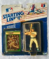 1989 Starting Lineup Paul Molitor - Milwaukee Brewers