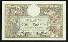 100 Francs Merson (2-1-1936) SUP +
