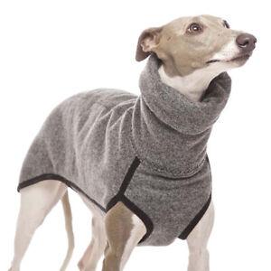 Dog Greyhound Winter Warm Hound High Collar Jumper / Vest Coat / Hooded /Apparel