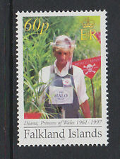 Falkland est.2007 10e anniversaire Diana SG 1082 neuf sans charnière.