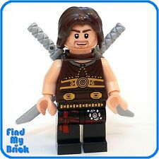 M531 Lego Prince of Persia Dastan with Swords 7573 NEW