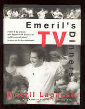 Emeril Lagasse TV Dinners Cookbook Recipe Book Creole Cajun Southern Comfort