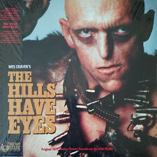 the Hills Have Eyes LP OST One Way Static Don Peake Wes Craeven