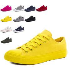 Unisex Damen Herren Schnür Sneaker Turnschuhe GR 37 38 39 40 41 42 43 44 45 46