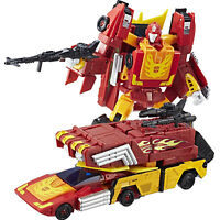 TRANSFORMERS Generations Power of the Primes Leader Rodimus Prime Hot Rod FIGURE