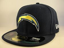 San Diego Chargers NFL OnField New Era 59FIFTY Fitted Hat Cap