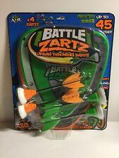 Zing Toys Battle Zarts Urban Throwing Darts Zg555