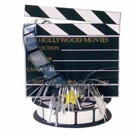 Hollywood Foil Spray Centre Piece Director Movie Birthday Party Decorations