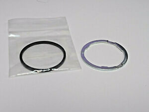 Cassette / Freehub Spacer For Shimano / Sram 11 Speed Wheels 1.85mm Silver