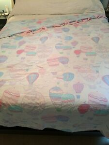 Pottery barn kids duvet cover full queen