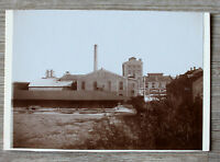 altes Foto Magdeburg Bahnhof um 1910