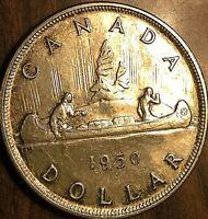 1950 CANADA SILVER DOLLAR COIN - Fantastic example!