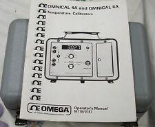 Omega Omni-Cal Temperature Calibrator  Model ONMI-CAL-B-110 Item #8644