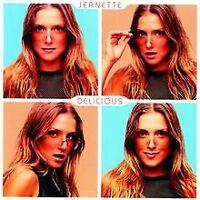 Delicious von Jeanette | CD | Zustand gut
