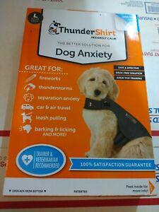 DOG THUNDERSHIRT ANXIETY CALMING L LARGE