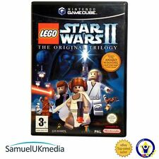 Lego Star Wars II: The Original Trilogy (GameCube) **GREAT CONDITION!**