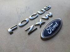 05-09 Ford Focus ZXW Tailgate Emblem Logo 95GB-F425A52-CC-D39BK Decals Trims Set