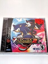 Sonic Adventure 2 (Sega Dreamcast, 2001) Brand New Black Label Factory Sealed
