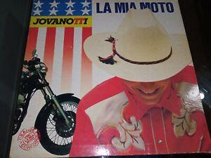 VINILE LP JOVANOTTI - LA MIA MOTO 3 GIRI ANNO 1989 STAMPA ITALY IBZ 465244 1