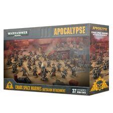 Warhammer 40,000: Chaos Space Marines Battalion Detachment