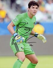 """~ Brian Rowe Authentic Hand-Signed """"La Los Angeles Galaxy"""" 8x10 Photo ~"""