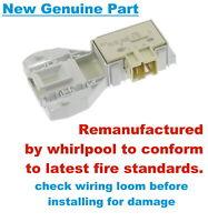 INDESIT IWDE146UK IWDE7125BUK IWDE7125SUK Washing Machine Door Lock switch
