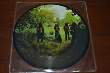 BLACK SABBATH Limited Edition RARE PICTURE DISC Paranoid / Iron Man HARD TO FIND