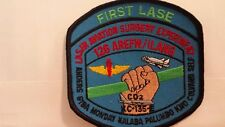 """USAF 126th Refueling Wing/IL Air National Guard - Laser Aviation Surgery. 4x4"""""""