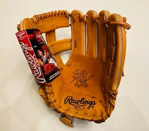 "RAWLINGS HEART OF THE HIDE HORWEEN TAN PRO6HF-1HT 12"" BASEBALL GLOVE RHT HOH"